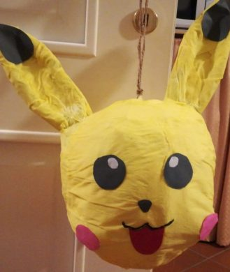 pignatta pikachu sweet animazione